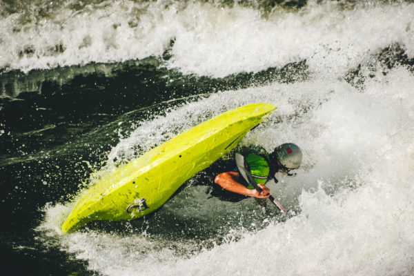 kayak freestyle zambeze