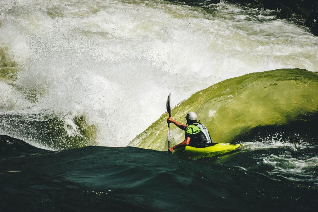 kayak zambeze
